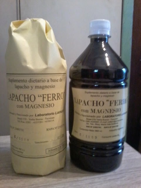 LAPACHO FERRO