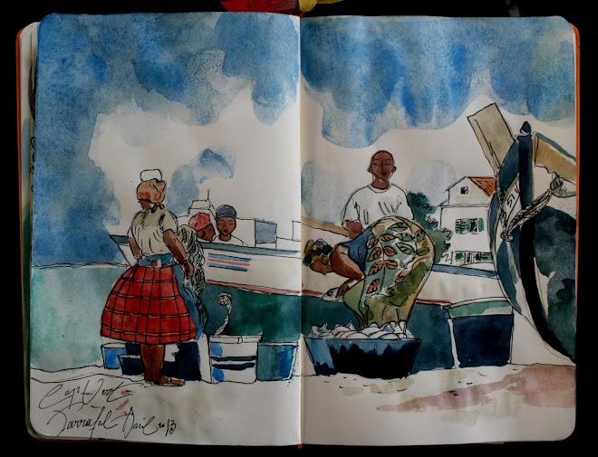 Carnet de voyage Cap Vert