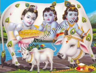 Gopala: keeper of the cosmic-cow