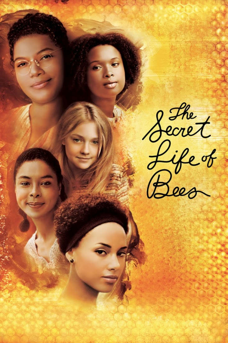 the roles of the mothers in the book the secret life of bees and movie the help