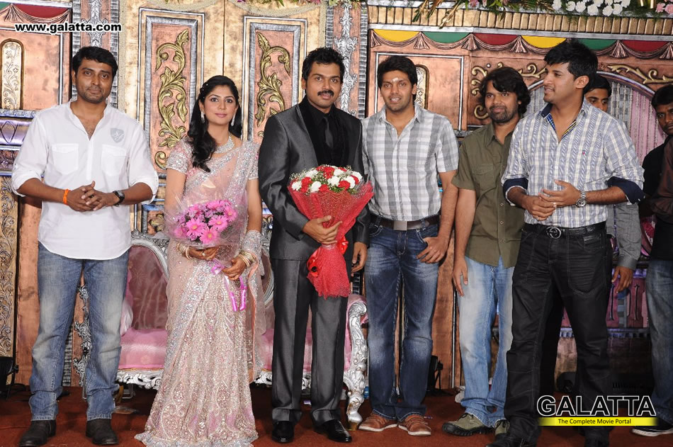 Arya Actor Wedding http://actor-arya.blogspot.com/