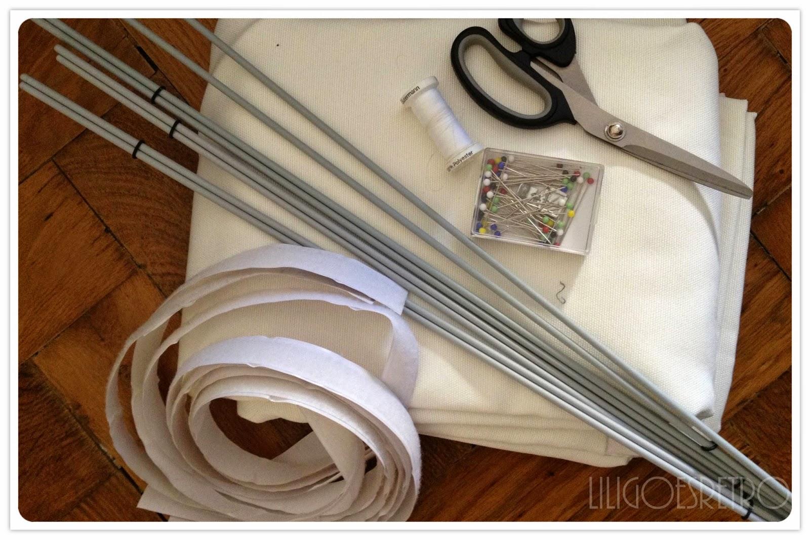 lili goes retro schiebevorh nge n hen. Black Bedroom Furniture Sets. Home Design Ideas