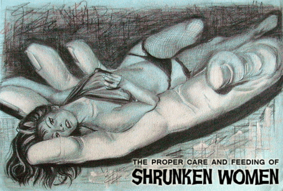 The Proper Care and Feeding of Shrunken Women