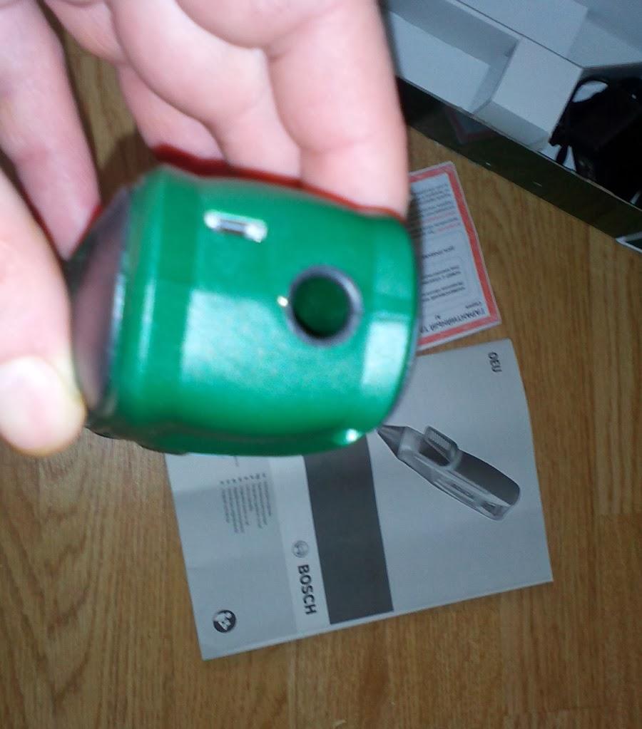 Заправка термоклеевого пистолета Bosch Glue Pen