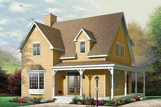 Fachadas de Casas fotos de tipos de viviendas