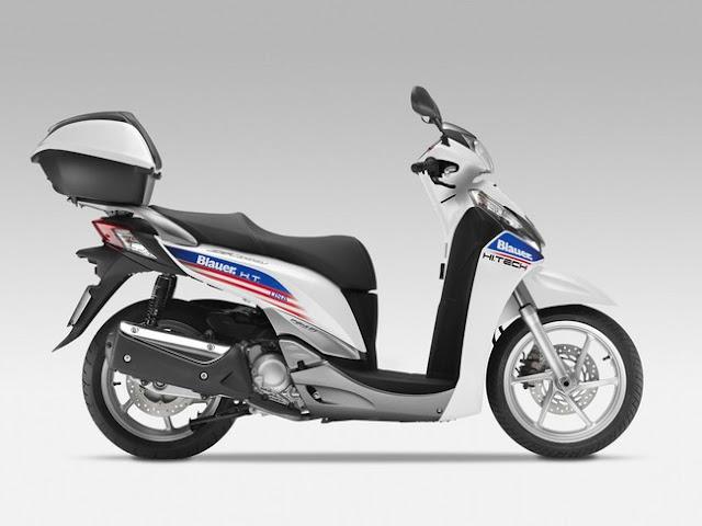 Honda SH300i Blauer HT Limited Edition