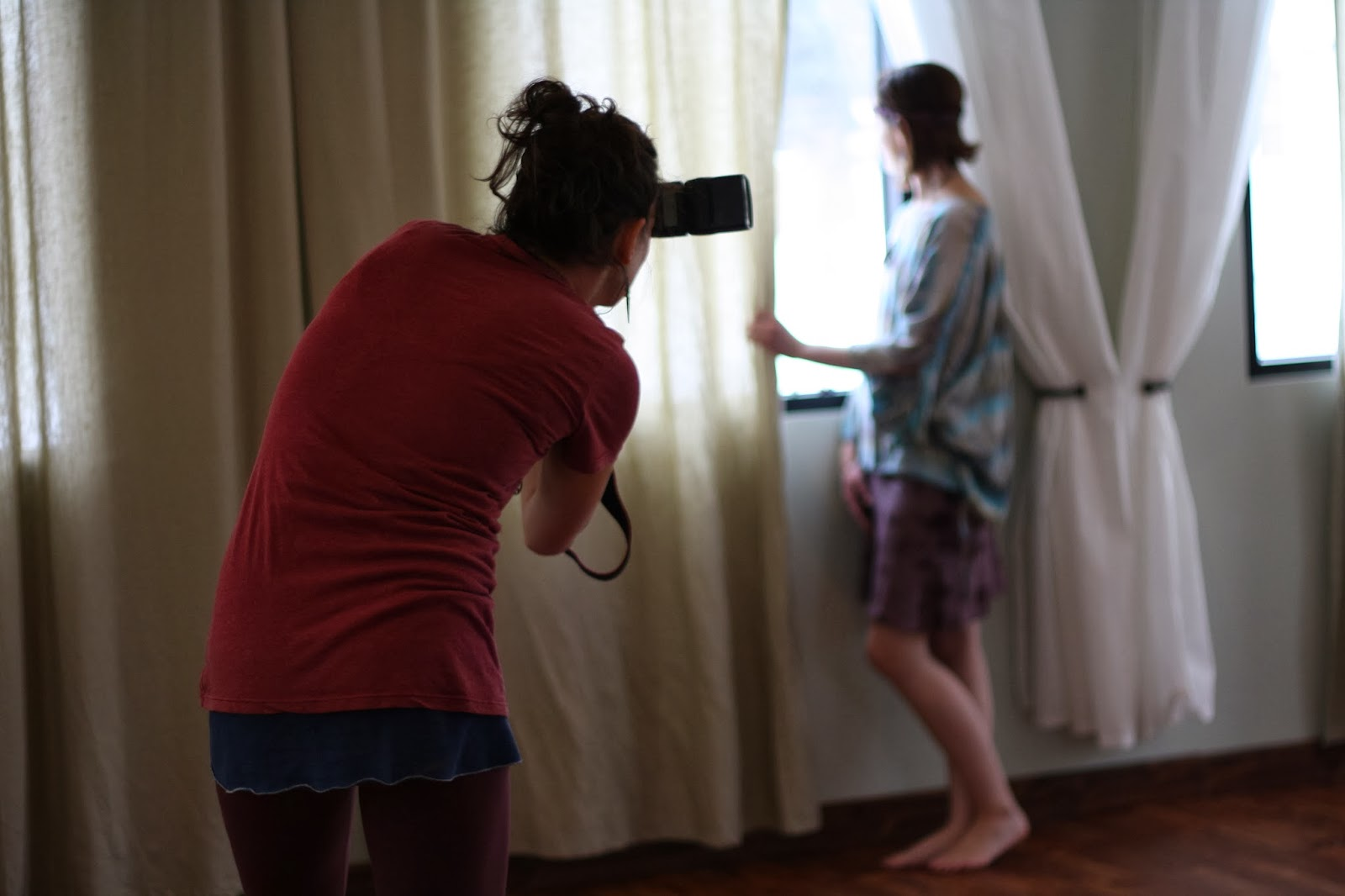 yoga+inspiration - Yoga Shoot: Behind the Scenes