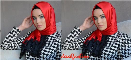Jilbab Penentu Suasana Hati Headscarf Moody