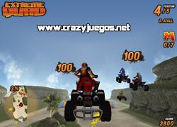 Juega Extreme Quad - www.crazyjuegos.net