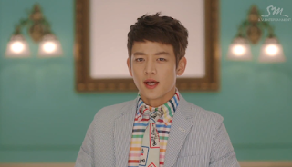 SHINee Dream Girl Minho rap