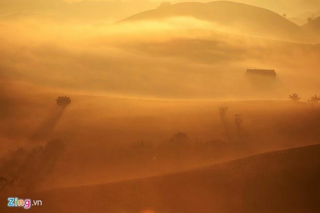 Núi mộc Châu, thung lũng mộc châu