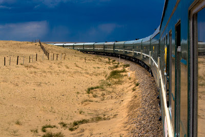 Ferrovia Transmongolica