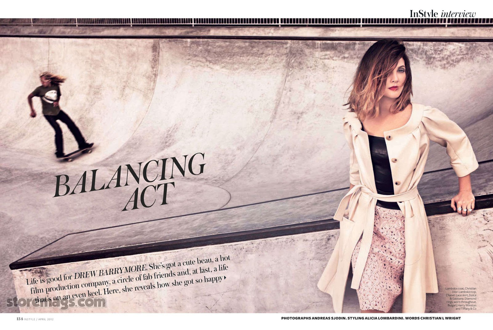 Fashion Style April 2012