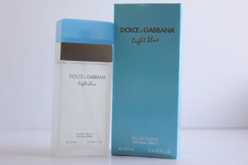 Parfum Dolce Galbana Light Blue