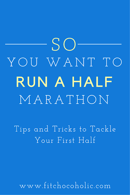 Tips and tricks for completing your first half marathon