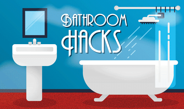 Bathroom Hacks