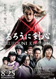 Rurouni Kenshin (Samurai X 2012) Rurouni-Kenshin-Live-Action-Poster