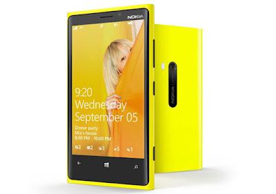 Handphone Nokia Terbaru 2013