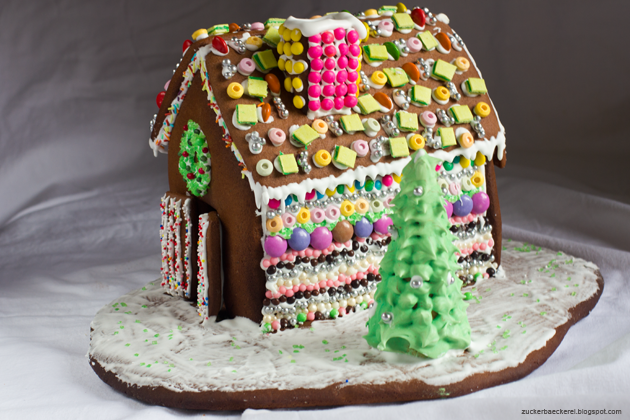 1: Lebkuchenhaus   Zuckerbäckerei