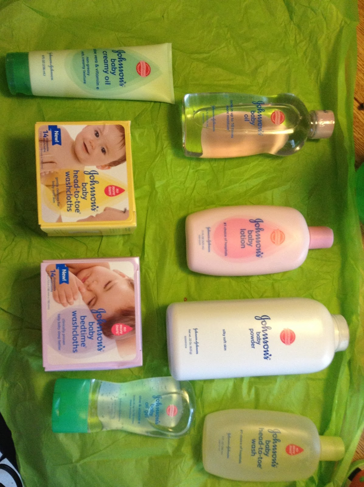 Johnson Johnson Products Johnson's Baby Products Review