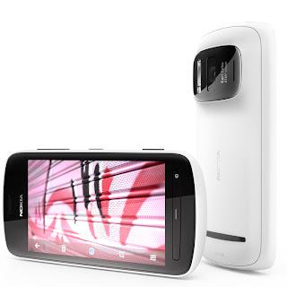 Spesifikasi Nokia 808 PureView review dan harga baru harga bekas
