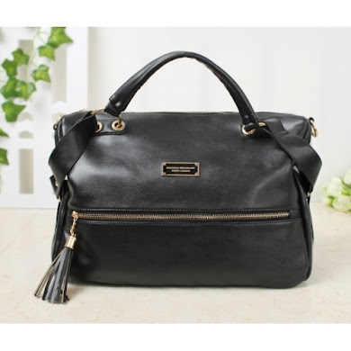 AA WITH JESSICA MINKOFF LOGO (BLACK)