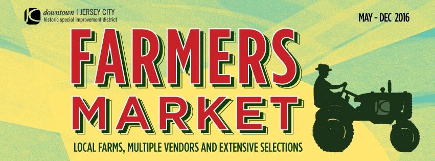 Grove Street Jersey City Farmers Market