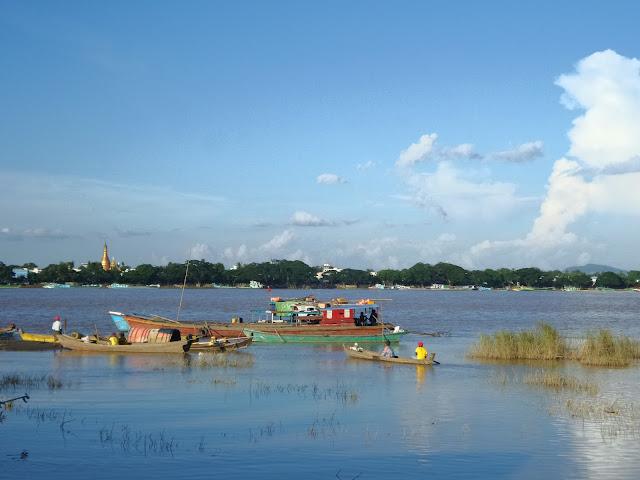Avventure nel Mondo - Dolce Burma - fiume Ayerdawaddy