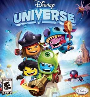 Disney Universe Game PC Free