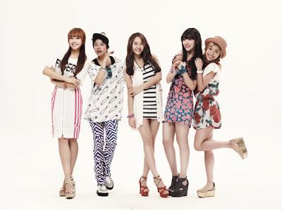 Tangga Lagu Korea Terbaru Agustus 2012