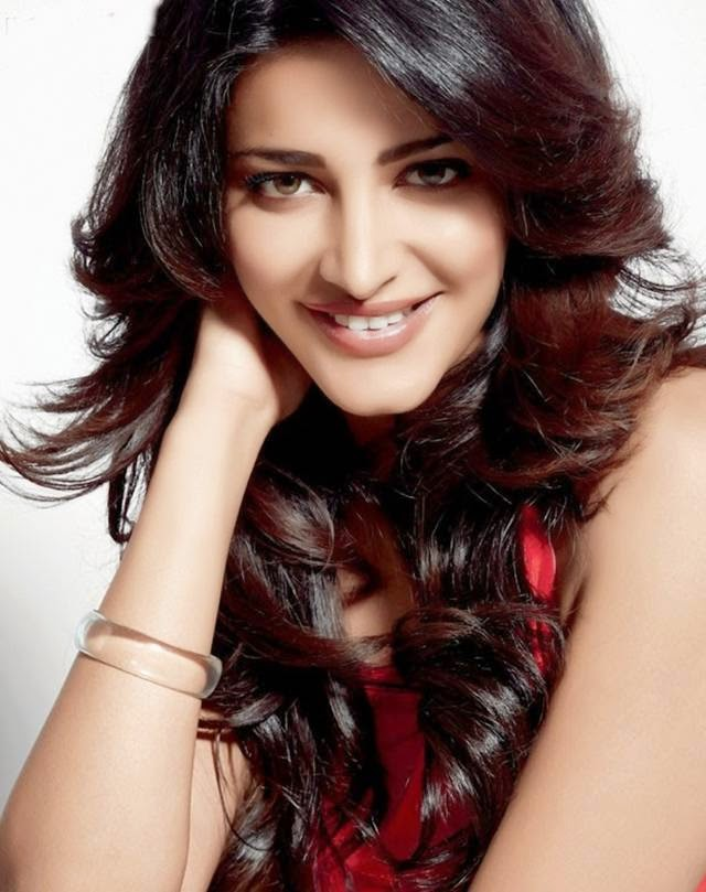 Sruthi Hassan Photoshoot for Women Health Magazine