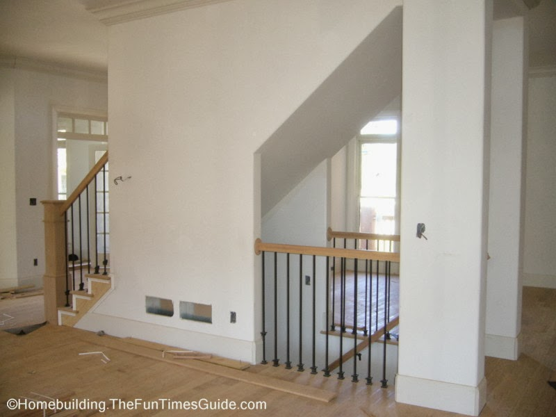 about incorporating the basement into the house and was thinking