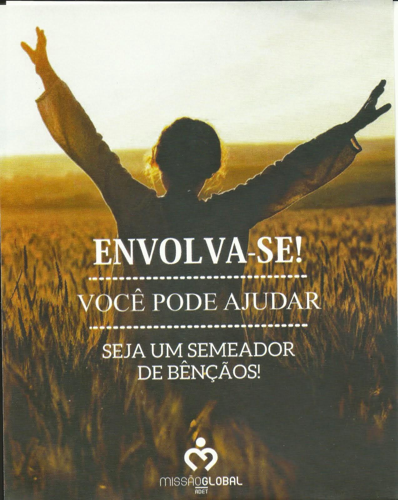 Seja Semeador de Bençãos