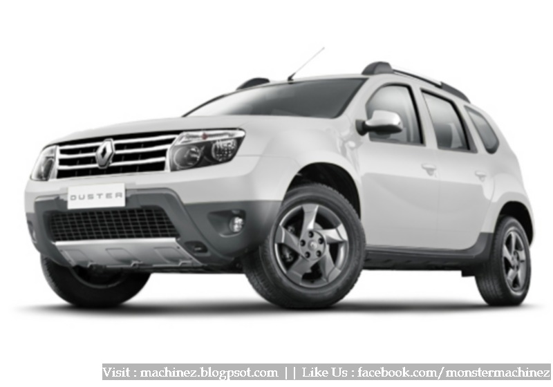 Techy live gadgets latest gadgets automobiles for Dacia duster specifications