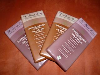 Hanfhaus Hanfschokolade
