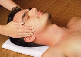 facial treatment for men