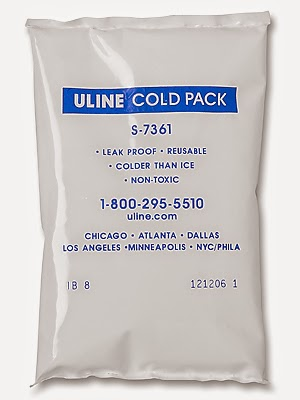 ice packs for soy wax