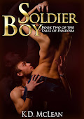 Soldier Boy- Book II Tales of Pandora's