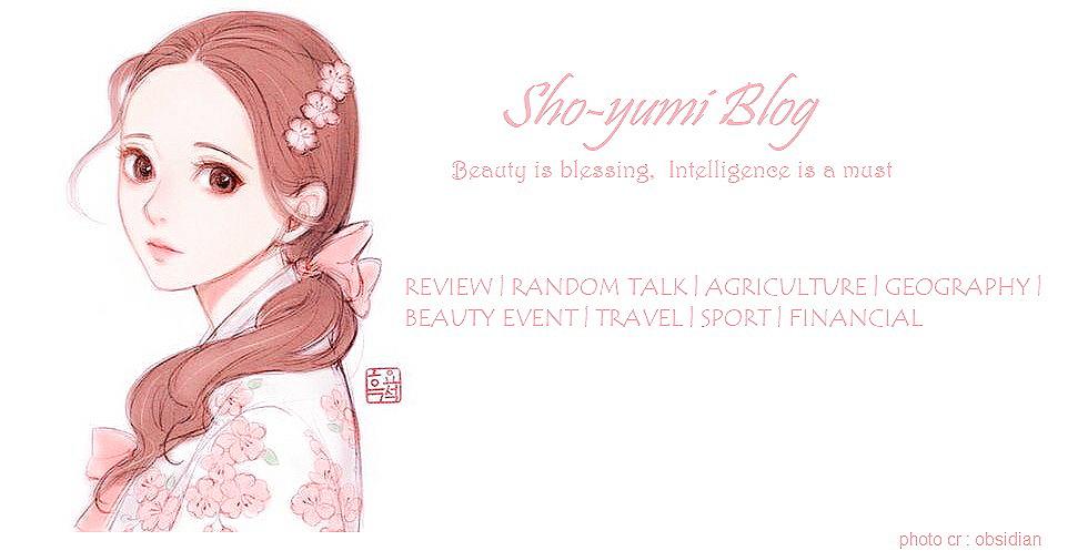 Sho-yumi Blog