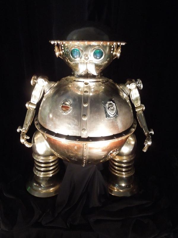 Tik Tok clockwork robot Return to Oz