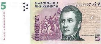 Billete San Martín