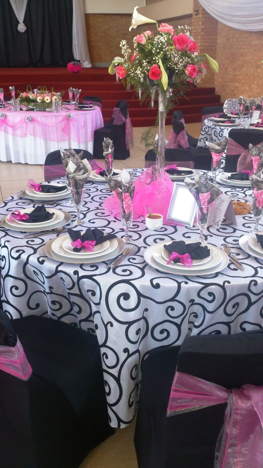 Boutique venue with full setups and halaal catering november 2013 wedding at the empowerment centre in johannesburg junglespirit Gallery