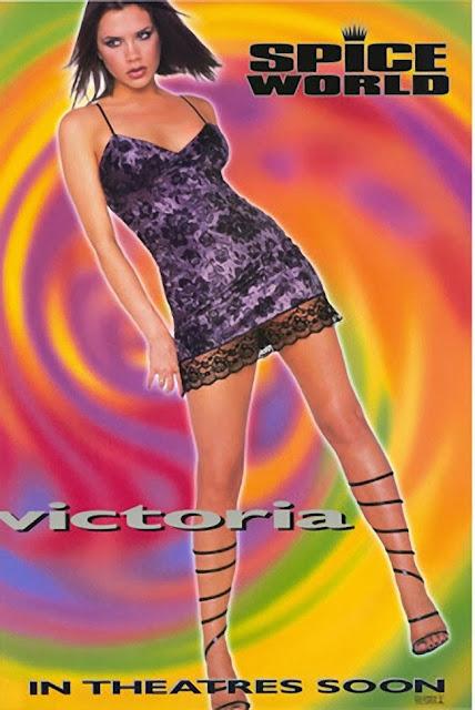 Victoria Beckham posh spice