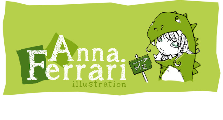 Anna Ferrari Illustration