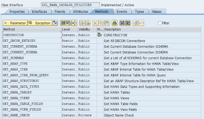 Developer's Journal: HANA Catalog Access from ABAP