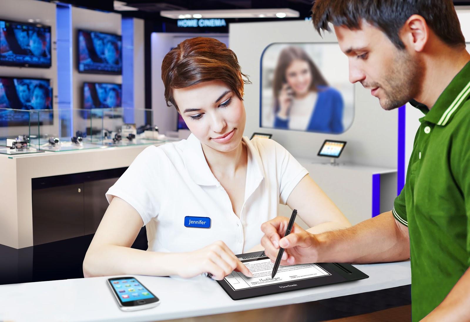 ViewSonic PD1011 Scenario Telecommunications Application