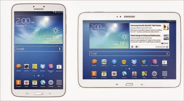 Samsung Galaxy Tab 3 Layar 10 Inci