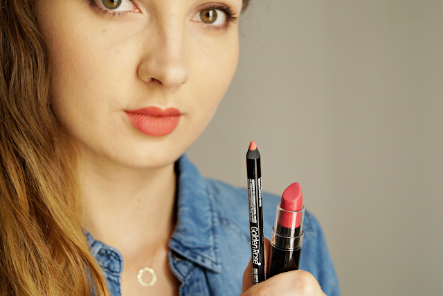 Pomadki Golden Rose Vision Lipstick i konturówki Dream Lips Lipliner