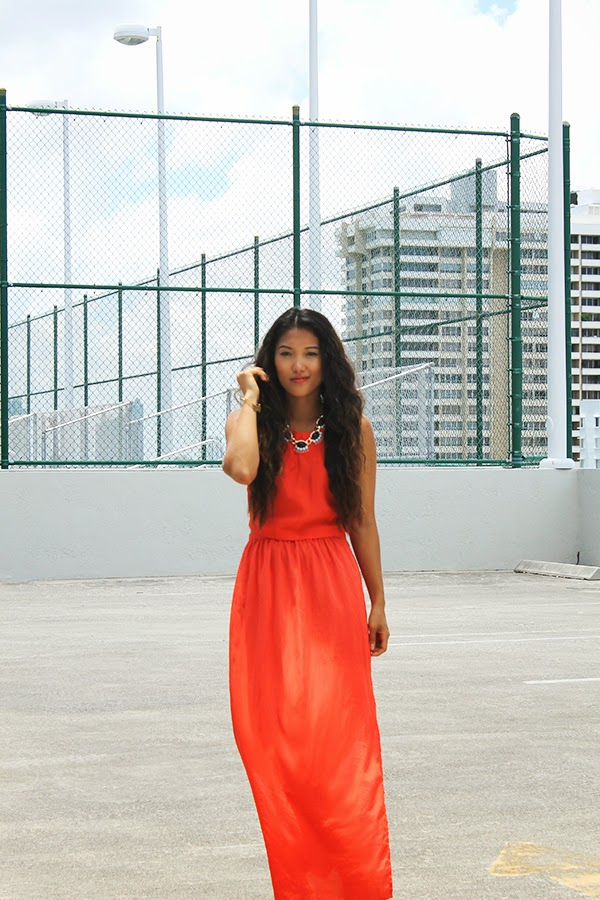 crop top, maxi skirt, how to wear a maxi skirt, how to wear a crop top, atikshop boutique, brickell shopping, high slit skirt, express skirt, express fashion, biondini paris shoes, alex and ani, aldo, aldo jewelry, jewelry, statement necklace, embellished shoes, block heel sandals, teen vogue, lucky mag, seventeen, youtube, style haul, popsugar fashion, popsugar blogger