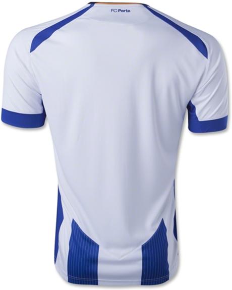 New Warrior Porto 14-15 Kits